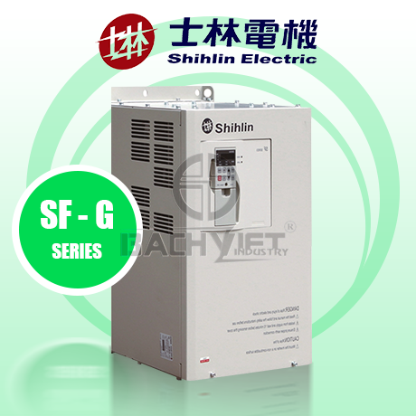 biến tần shihlin đài loan sf-g series inverter