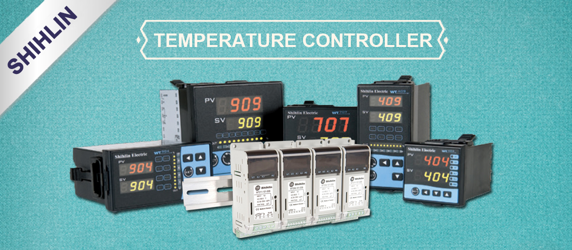Bộ điều khiển nhiệt độ Shihlin SD