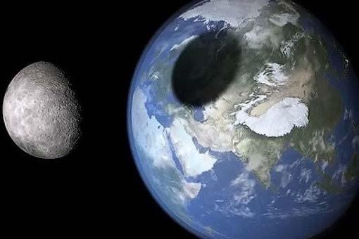 65 tỷ năm nữa Mặt Trăng sẽ va chạm với Trái Đất