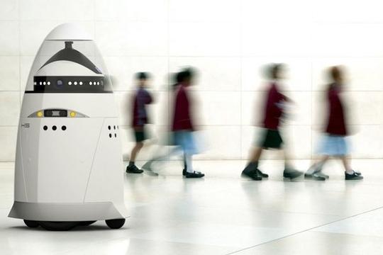 Mỹ đã bắt đầu triển khai robot chống tội phạm