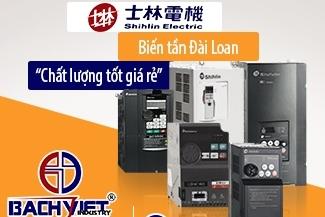 Biến tần Shihlin Đài Loan chất lượng cao giá rẻ giao hàng nhanh