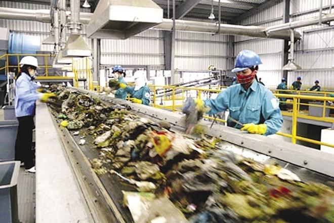 Ngành công nghiệp tái chế có thể tạo ra hơn 1.000 tỉ USD