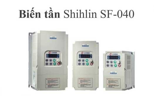 Biến tần Shihlin SF dùng cho máy ép đùn nhựa