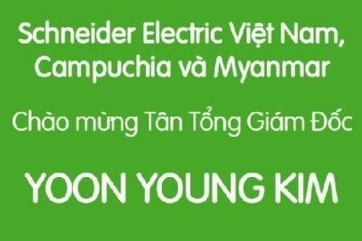 Schneider Electric Việt Nam có sếp mới