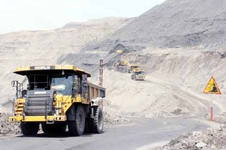 Khai thác mỏ quặng - Than